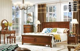 schlafzimmer komplett set bett schminktisch kleiderschrank 2 nachttische neu