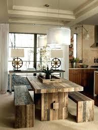 Rustic Dining Room Ideas Full Size Of Impressive
