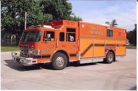 100 Heavy Rescue Trucks COAL CITY PA FD PIERCE HEAVY RESCUE HEAVY RESCUE SQUADS Fire