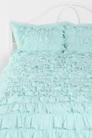 Jcpenney Teen Bedding by Best 25 Ruffled Comforter Ideas On Pinterest White Ruffle