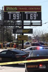 Robbery Suspect Shot By Authorities At Valdosta Truck Stop | News ...