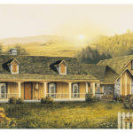 Genius Ranch Country Home Plans by Edgehollow Country Ranch Home Plan House Plans More Building