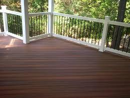 pvc decking st louis decks screened porches pergolas by
