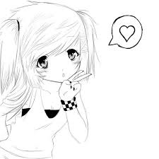 Anime Coloring Pages Selfcoloringpages Com