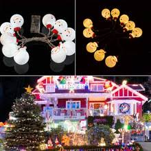 popular snowman lights buy cheap snowman