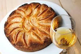 Babette Friedmans Apple Cake