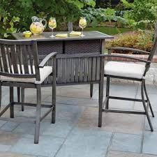 Impressive Outdoor Patio Bar Chairs Outdoor Bar Furniture Patio