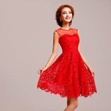 short red dress for wedding photo 1 people pinterest lace
