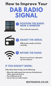 how to improve your dab radio signal best radios
