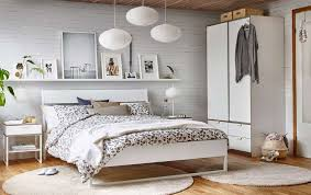 Recent Popular Scandinavian Bedroom Style Ideas With Raw Materials Image 02