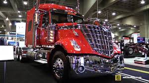 100 Lonestar Truck 2015 International LoneStar With Cummins ISX 450hp Engine