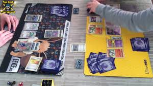 yveltal ex garbodor vs passimian mew top deck tournament r5