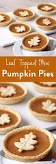 Pumpkin Pie Without Crust Healthy by Best 25 Mini Pumpkin Pies Ideas On Pinterest Pumpkin Pies