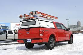 100 Commercial Truck Cap LEER DCC Aluminum LEERcom