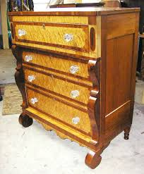 Antique Birdseye Maple Dresser Value by Furniture Repairs U0026 Restoration