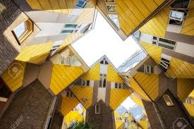 100 Cube House Design ROTTERDAM NETHERLANDS SEP 8 2013 Houses Designed By