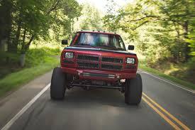 100 Build Your Dodge Truck Red Stallion Darrell Reeses 1985 Ram W350 Aka WW1G