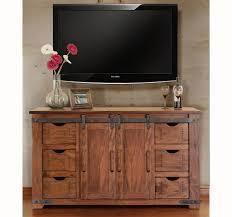 Parota Rustic 60 TV Stand
