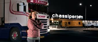 """Driving A Truck Makes Me Feel Free"""" 