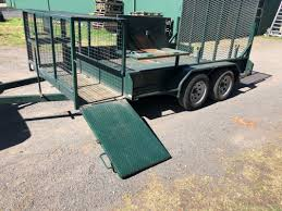 2010 Panton Hill Mower Trailer With Ramp - Doot Truck & Machinery The Pickup Bed Focus Of Design Innovation Truck Talk Groovecar Ramp Stowable Loading One Kit Official Site For Ramps Princess Auto Press Release Archives Geny Hitch Amazoncom Cargo Carrier Wramp 32w To Load Snow Blowers Motorcycle Lift Great Deals On At Forklift Vs Medlin Folding Atv Northern Tool Equipment Readyramp Fullsized Extender Black 100 Open 60 Trucks Amusing Bangshift Nirvana Dodge Ford Yard New Used Rentals Dock Copperloy