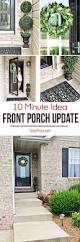 Diy Screened In Porch Decorating Ideas by Best 25 Small Porch Decorating Ideas On Pinterest Fall Porch
