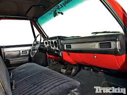 Chevy Silverado Interior Parts Unique Custom 1989 Chevrolet ...