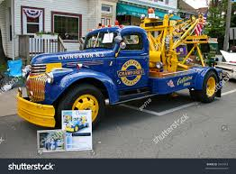 100 Tow Truck Melbourne Displayed Street Antique Car Stock Photo Edit Now
