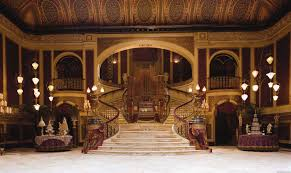 Haunted Mansion Movie Ballroom