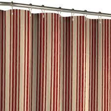 Small Bathroom Window Curtains Amazon by Amazon Com Maytex Sorrento Stripe Fabric Shower Curtain Burgundy