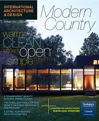 100 Architecture Design Magazine Saint John Modern Architecture Featured In International