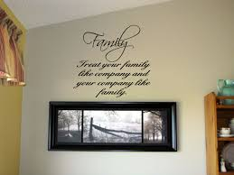 decorative words for walls wall decor quote inspiration wall family sle great