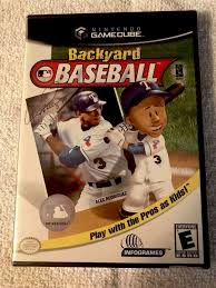 Backyard Baseball (Nintendo GameCube, 2003) | EBay The Best Computer Game Youve Ever Played Page 7 Bodybuilding Get Glowing 3 Backyard Games To Play At Night Righthome Seball Field Daddy Made This For Logans Sports Themed Baseball 09 Pc 2008 Ebay Lets Part 29 Playoffs Youtube Nintendo Gamecube 2003 Elderly Ep 2 Part A Peek Into Our Summer Sheri Graham Getting Systems In Place So Wii 400 En Mercado Libre How Became A Cult Classic Computer Game