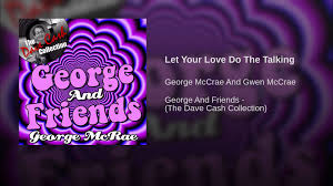 Gwen Mccrae Rockin Chair by Let Your Love Do The Talking Youtube