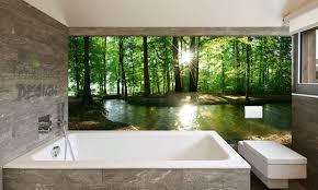 1 glasbilder im badezimmer homify