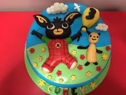 Bing bunny cake Shazscakesofchepstow weebly
