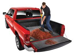 BedRug Floor Truck Bed Mat - Without Bed Rail Storage - 5' 7.4