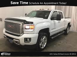 Used 2015 GMC Sierra 2500HD For Sale | Anderson Auto Group | Lincoln ...