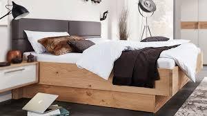 interliving schlafzimmer serie 1002 bettgestell kunstleder balkeneiche liegefläche ca 180 x 200 cm