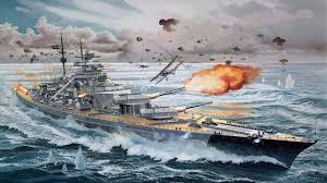 Uss Indianapolis Sinking Timeline by Kms Bismark Under Swordfish Attack Wwii Naval Pinterest