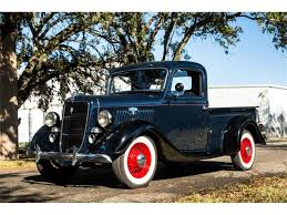 100 35 Ford Truck 19 Pickup For Sale ClassicCarscom CC1173703