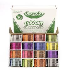 Crayola Bathtub Crayons Collection by Amazon Com Crayola Bulk Crayons 800 Count Classpack 16 Assorted