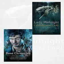 Image Is Loading Cassandra Clare Collection Dark Artifices 2 Books Set