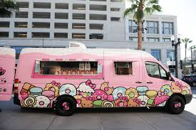 100 Truck Stop In Houston Tx Heres When And Where The Hello Kitty Cafe Will Make Stops In