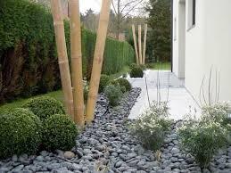 comment aménager un jardin zen le bambou plante vivace et buis
