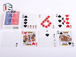Bicycle Gaff Deck Uspcc by 2 Deck Original Bicycle Super Gaff V2 Red And Blue Playing Cards