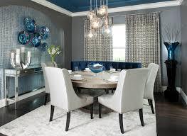 Inspiration Idea Modern Dining Room Decor Formal Contemporary Dallas