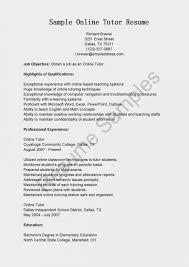 Resume Templates Teacher Template Best Solutions Of Esl