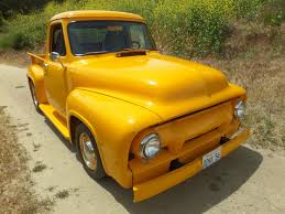 1954 Ford F100 | Laguna Classic Cars & Automotive Art 1954 F100 Old School New Way Cool Modified Mustangs Ford Burnyzz American Classic Horse Power Custom Truck 72015mchmt1954fordtruckthreequarterfront Hot Rod Resto Mod F68 Monterey 2014 For Sale Classiccarscom Cc1028227 Pickup Classic Pick Up Truck From Arizona See Abes Journal Network Truck Used Sale