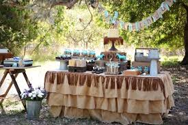 Rustic Horse Birthday Party
