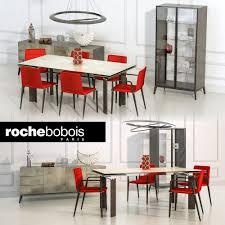 100 Bobois Roche Furniture Bobois Furniture Set 2 3D Model